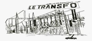 Le Transfo, espace occupé