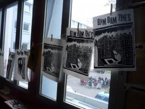 Retour sur le festival BamBamZines [1] Les gravures