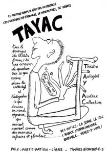 Lundi 29 juillet: Théâtre Autogéré y Audace Collective