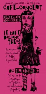 Jeudi 21 novembre: Kafé Disjonc'thé avec concert de Huligani Dangereux