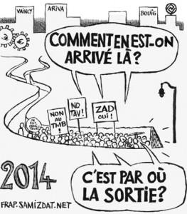 Samedi 24 mai 2014: Journée de débats et concerts (FRAP)