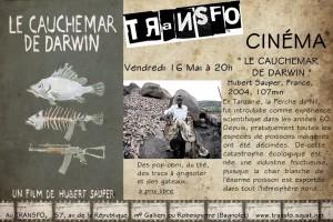 "Vendredi 16 mai 2014: Ciné-club ""Le cauchemar de Darwin"""
