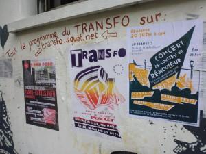 Expérience du collectif au Transfo